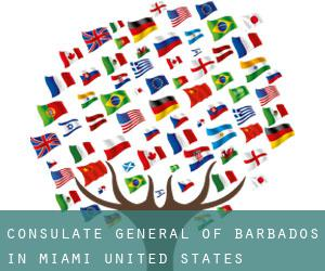 Consulate General of Barbados in Miami, United States