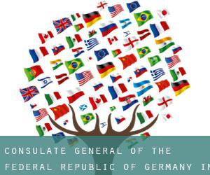 Consulate General of the Federal Republic of Germany in Houston, TX