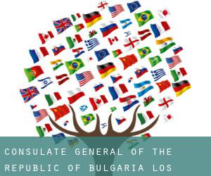 Consulate General of the Republic of Bulgaria, Los Angeles, USA