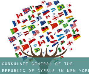Consulate General of the Republic of Cyprus in New York, United States