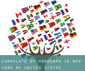 Consulate of Honduras in New York, NY. United States