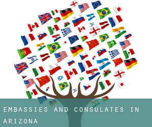 Embassies and Consulates in Arizona