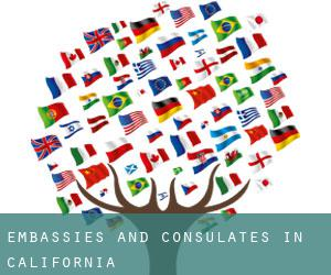 Embassies and Consulates in California