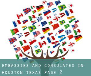 Embassies and Consulates in Houston (Texas) - page 2