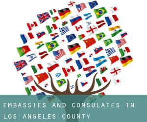 Embassies and Consulates in Los Angeles County