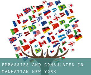 Embassies and Consulates in Manhattan (New York)