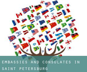 Embassies and Consulates in Saint Petersburg