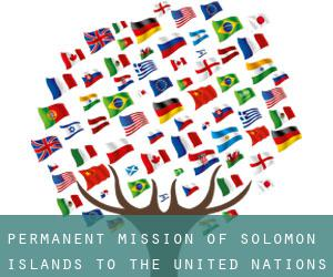 Permanent Mission of Solomon Islands to the United Nations, New York, USA