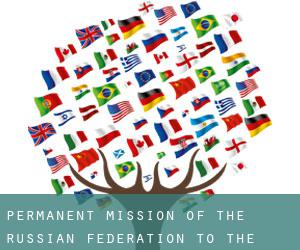 Permanent Mission of the Russian Federation to the United Nations in New York